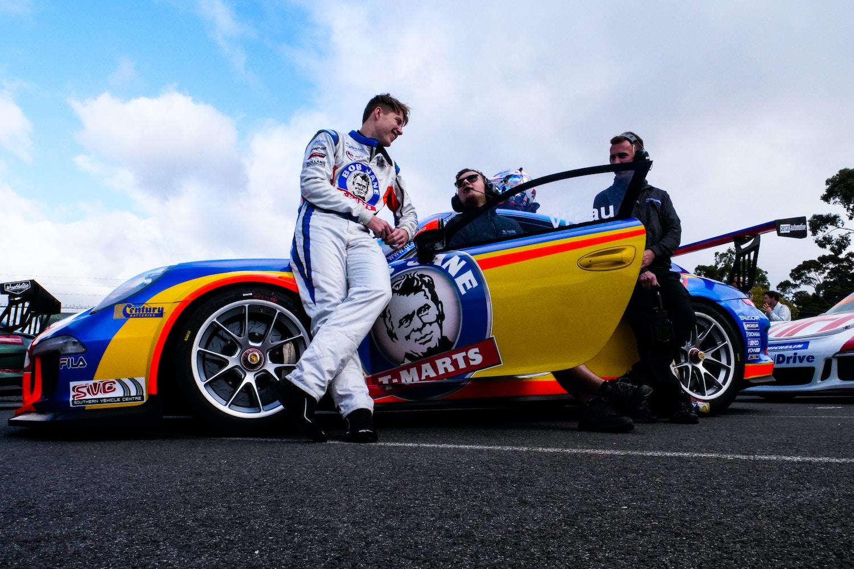 2019 Porsche Michelin GT3 Cup Challenge Driver