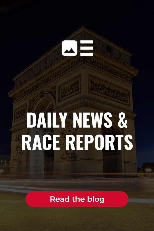 TDF daily news