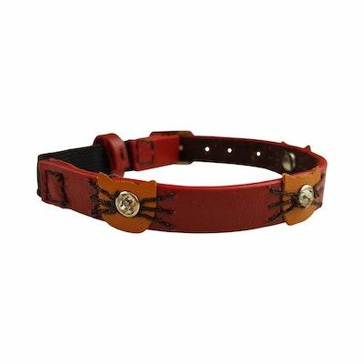 Hamish McBeth Red Felix Cat Collar