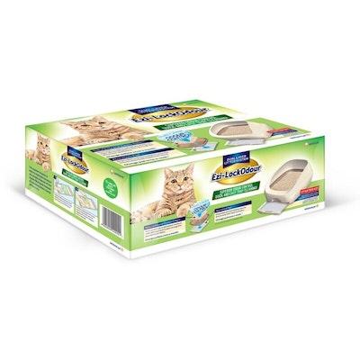 Ezi Lockodour Dual Layer Cat Litter System Odour Control