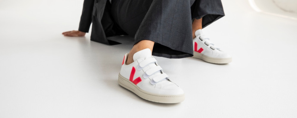 Everything you need to know about sustainable sneaker brand Veja