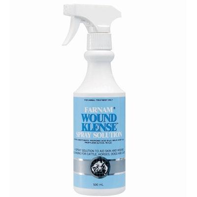 International Animal Health Wound Klense Spray Solution 500ml