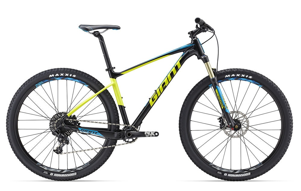 Giant reveals new Anthem and Trance mountain bikes for 2017