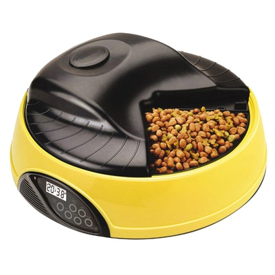 Prestige Pet Products Prestige Pet Automatic Pet Feeder for Cats & Dogs Model PF-05