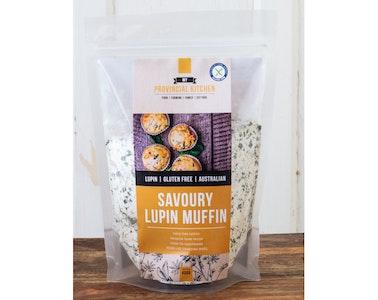 Gluten Free Savoury Lupin Muffins
