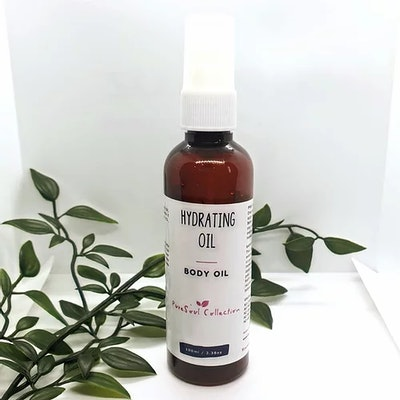 PureSoul Collection Hydrating Body Oil
