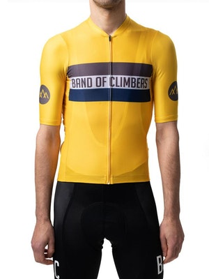 Band of Climbers Horizons Jersey - Yellow