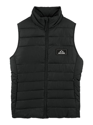 Band of Climbers EcoLite Padded Gilet - Black