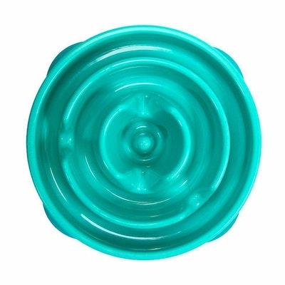 OUTWARD HOUND Fun Feeder Mini / Turquoise
