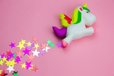 Einhörner: So organisierst du einen magischen Kindergeburtstag