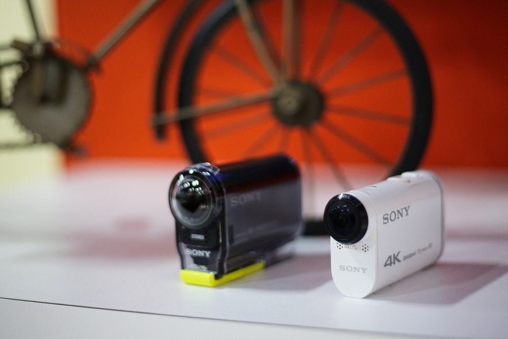 Sony Actioncam4k