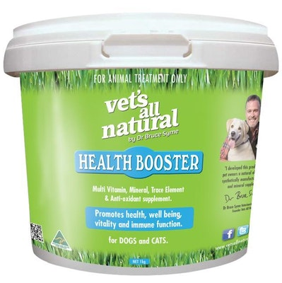 Vets All Natural - Health Booster