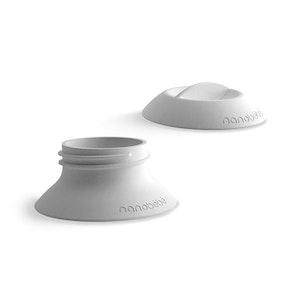 Nanobebe Breast Pump Adaptor Set