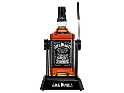 Jack Daniel's Old No. 7 Tennessee Whiskey + Cradle 3L