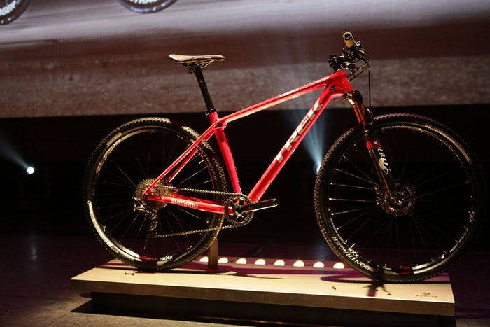 Photos of Trek's new XC bike, the Procaliber 2016