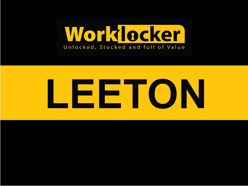 Worklocker Leeton Logo