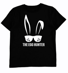 The Egg Hunter Tee - Black