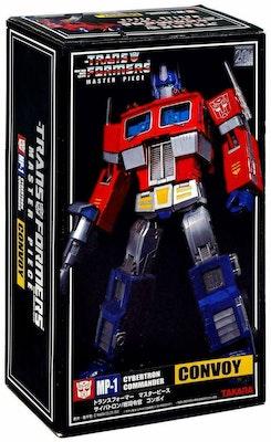 Takara Hasbro Transformers Masterpiece Convoy / Optimus Prime MP01 Original