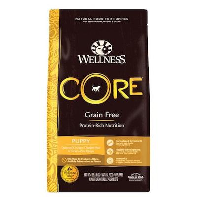 WELLNESS CORE Grain Free Puppy Formula Dry Dog Food