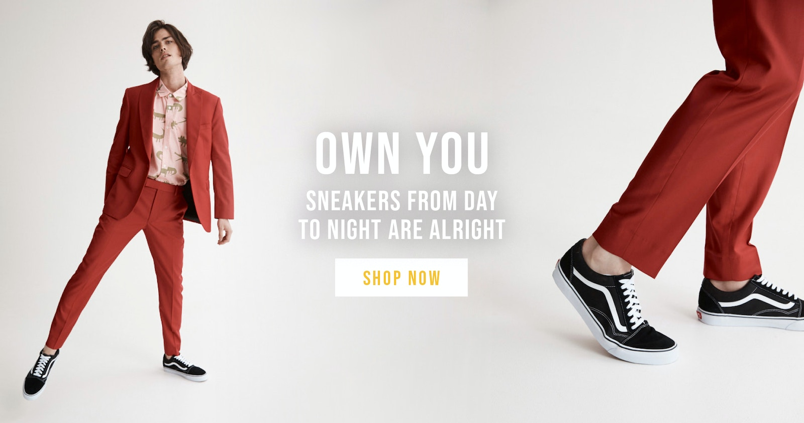 Own You. Shop Mens