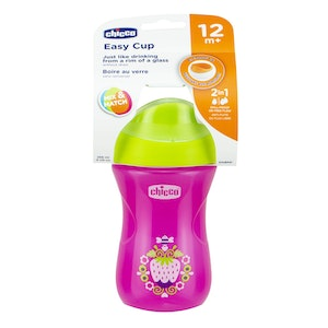 Chicco Easy Cup 12M+ Girl 1pk 266ml
