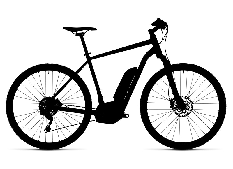 Cross-E-Bikes