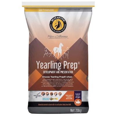 Mitavite Yearling Prep Horses Feed Supplement 20kg