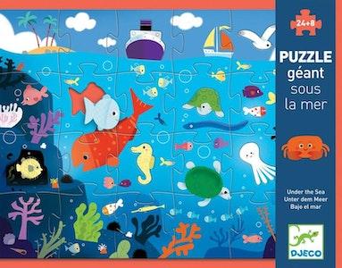 DJECO - Under the Sea - Puzzle - 32 pce