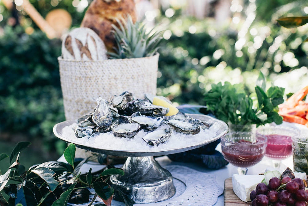 LENZO Wedding Grazing Platter