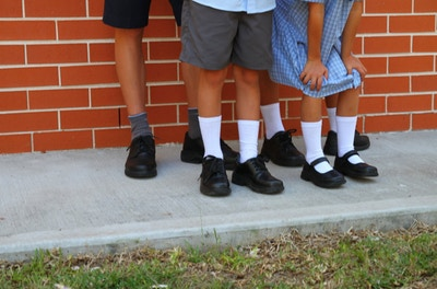 Fitting Kids School Shoes Correctly