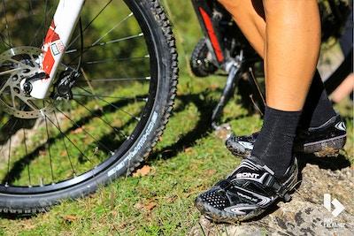 Bont MTB-Schuhe im Test: Riot MTB und Vapyor XC