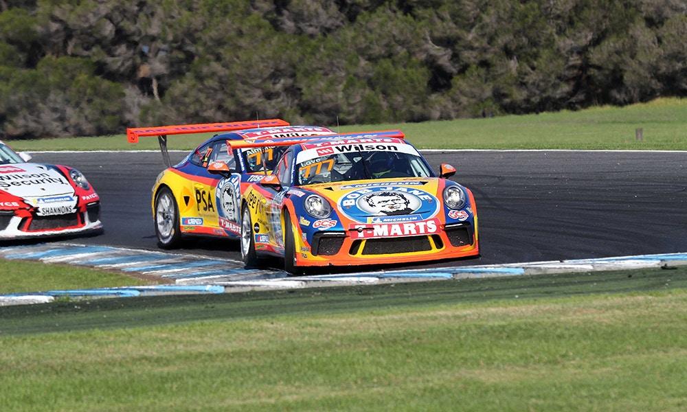 2018 Porsche Carrera Cup Series, Round 3, WD 40 Phillip Island 500, 20-22 April