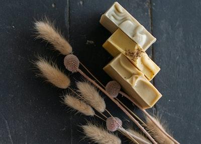 Handmade Natural Unscented Soap Bar - Mtemi