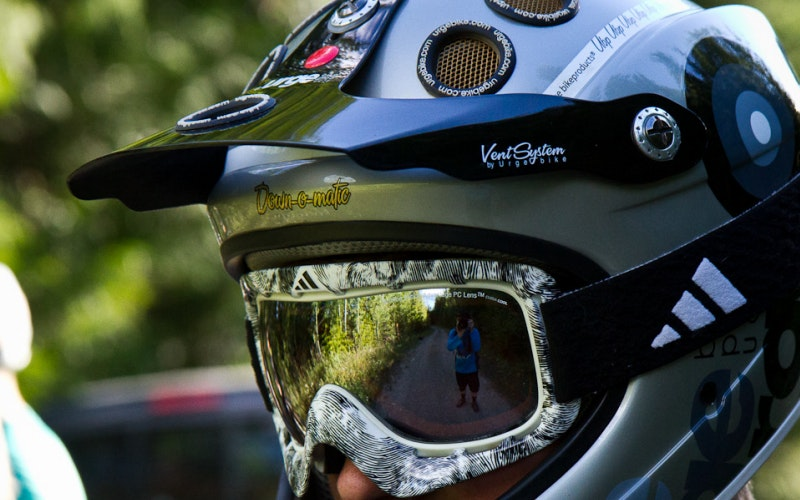 Mountain Bike Goggles