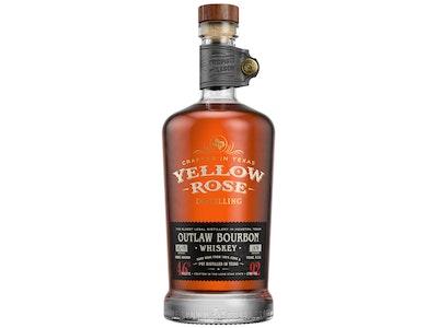 Yellow Rose Outlaw Bourbon 700mL