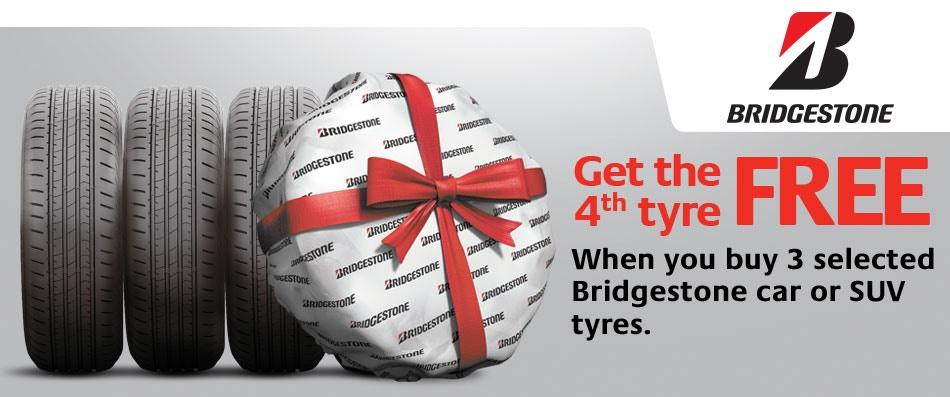 Bridgestone 443 Promotion Bob Jane T-Marts
