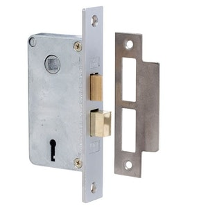 Lockwood 1701SC 30mm Backset Mortice Lock
