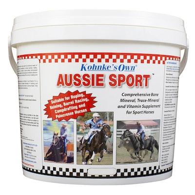 Kohnkes Own Aussie Sport Horse Supplement - 3 Sizes