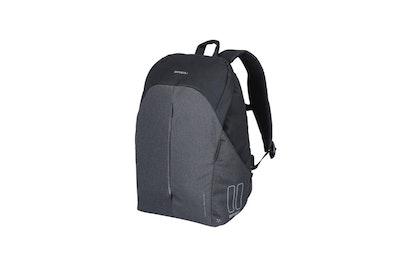 Basil B -Safe Commuter Backpack Black