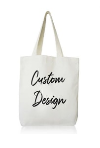 Custom Designed Tote Bag