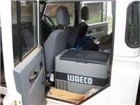 Defender Waeco fridge
