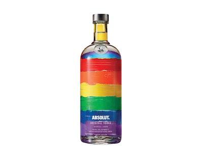 Absolut Vodka Rainbow Special Edition 700mL