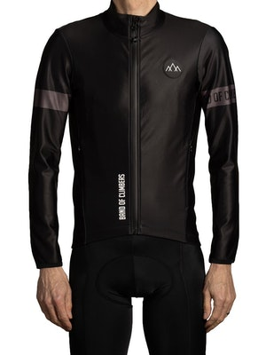 Band of Climbers Storm Shield Jersey - Black