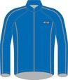 Squadra Jersey Long Sleeve Blue Small