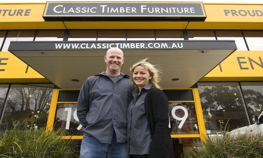 Classic Timber Furniture & Family Values