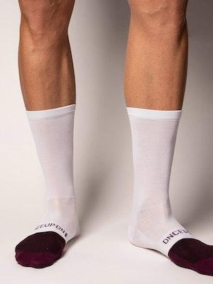 OnceUpon A Ride EVOLUTION BURDEOS Socks