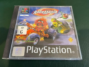 PlayStation (PS1) Muppet Racemania - Complete