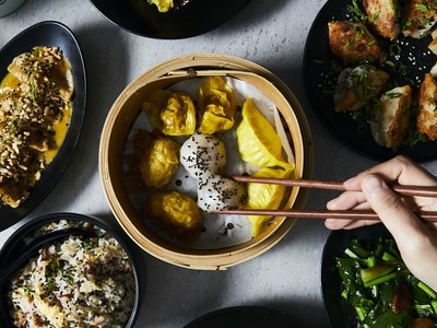 Oriental Teahouse Feast $55 per person (Feeds 2ppl +)