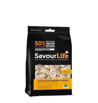 Savourlife Biscuits 500g Chicken