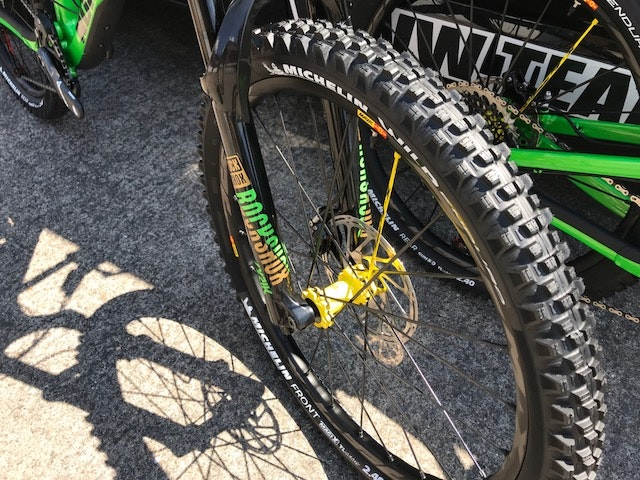 1fb36717844 Nukeproof Mega 275 Sam Hill Edition Worx Limited Edition 2019 | Full  Suspension Mountain Bikes for sale in Rumney